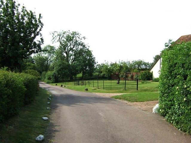 Church Lane, Church End, Hockliffe