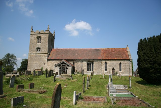 St.Denys' church, Kirkby la Thorpe