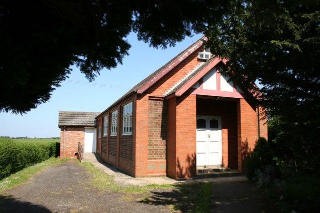 Haven Bank Methodist church