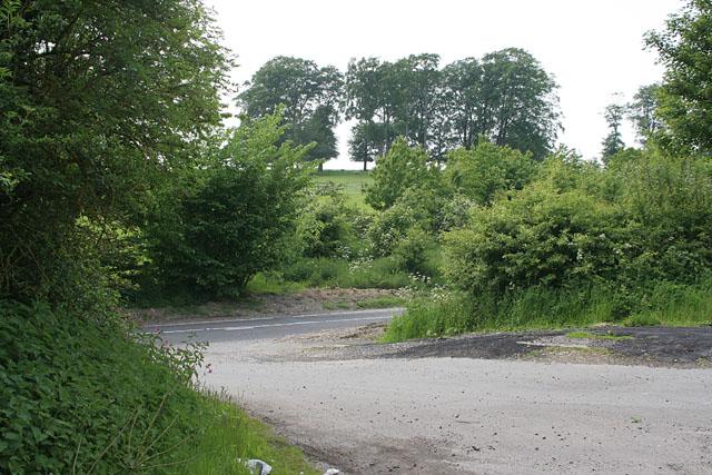 Countryside near South Elkington