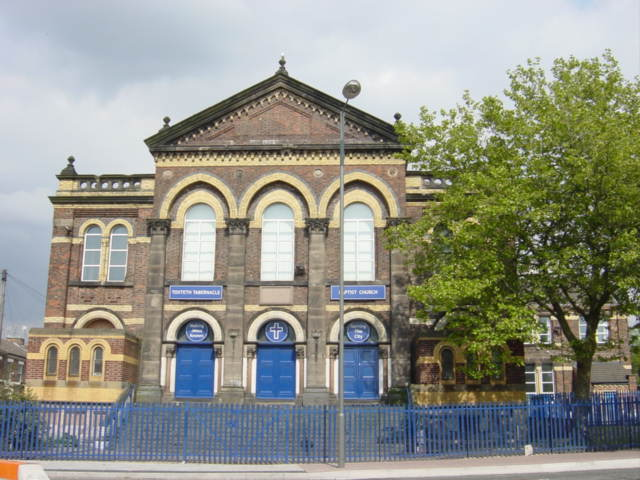 Toxteth Tabernacle Baptist Church, Park Road