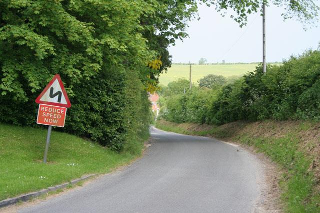 Goulceby Road, Raithby
