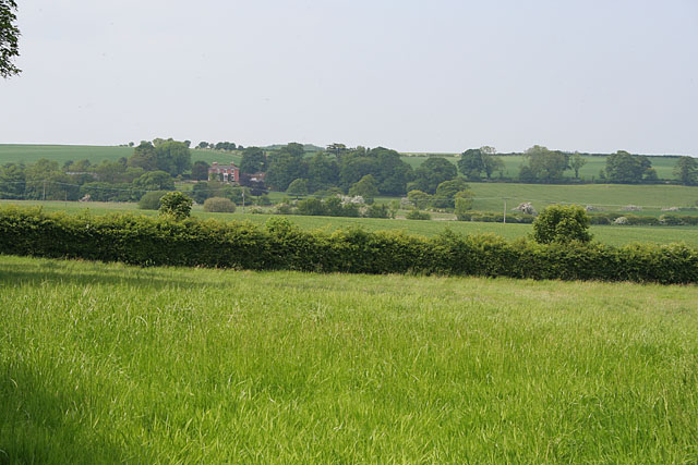 Farmland near Raithby