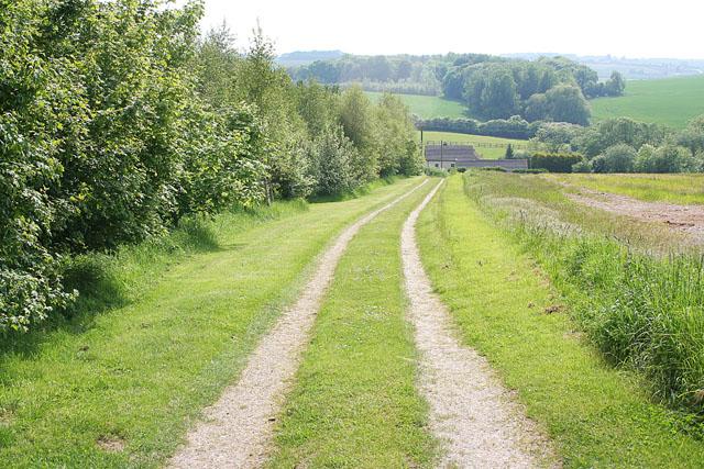 Carey's Farm near Tathwell