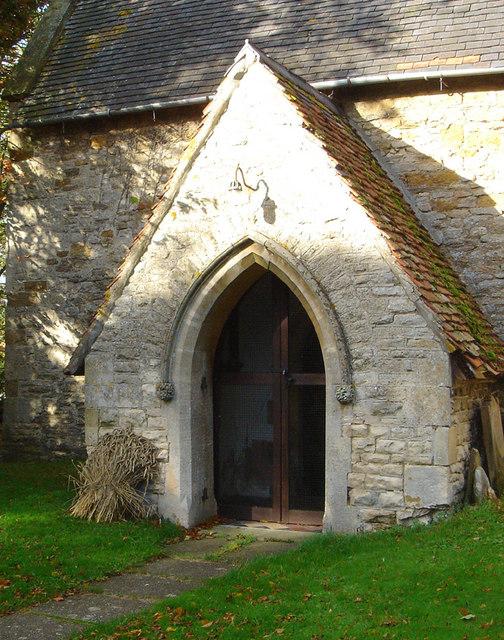 St. Michael's Church Porch
