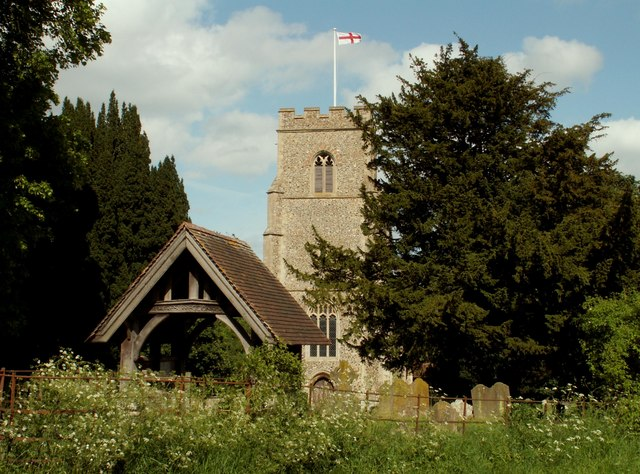 St. Mary's church, Thorpe Morieux, Suffolk