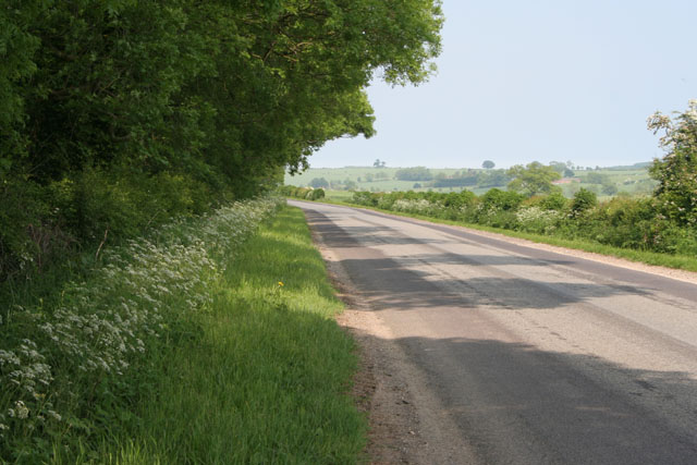 New Lane near Tathwell, Lincolnshire