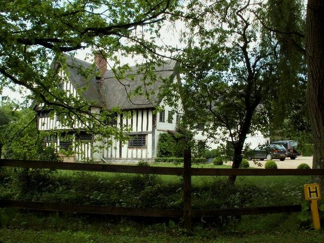 Popples Farmhouse, Brettenham, Suffolk