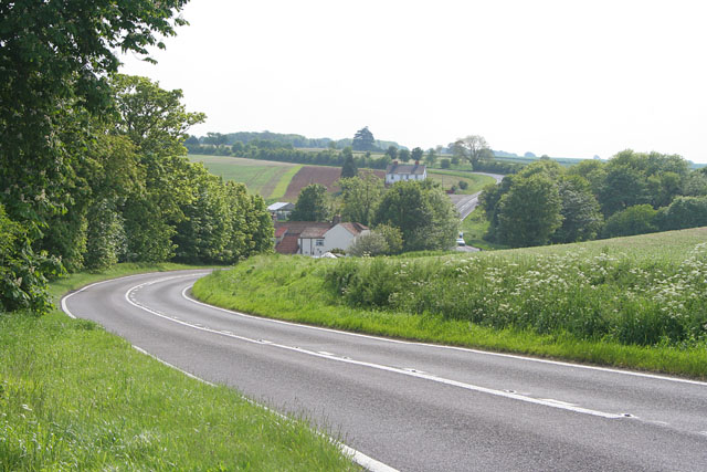 Dovendale near Louth, Lincolnshire