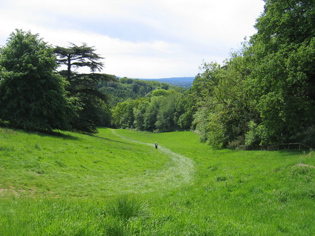 Footpath to Mickleton