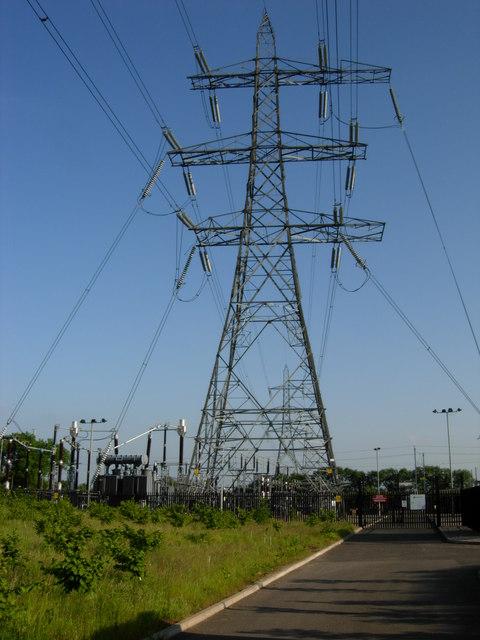 Patford Bridge Substation