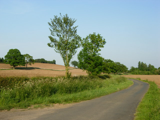 Lane near Patford Bridge