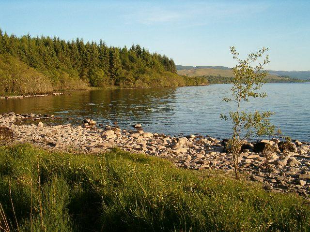 Kames Bay, Loch Awe