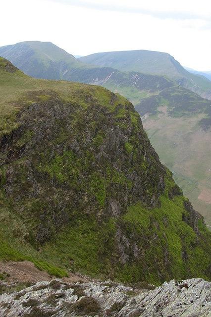 Bull Crag, Maiden Moor