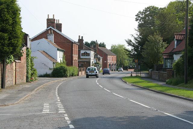 Main Street, West Ashby