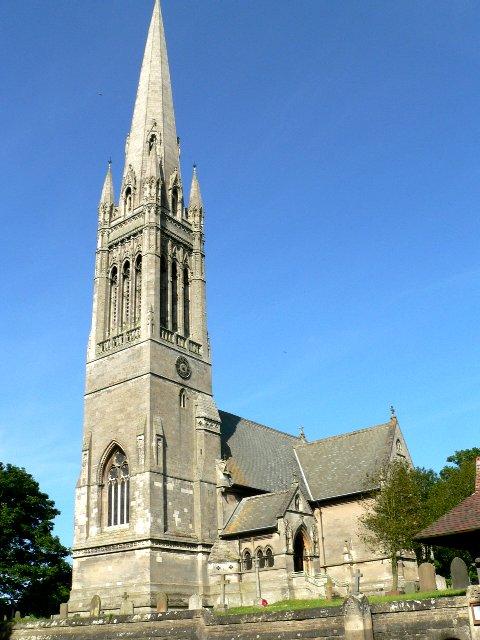 St. Mary's Parish Church, South Dalton