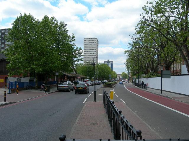 Battersea Park Road SW11 (2)