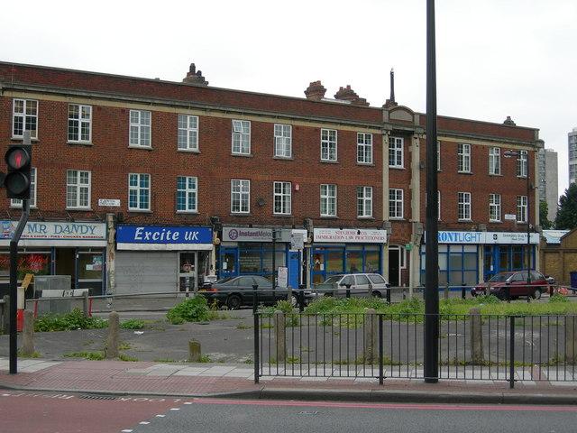 Bolton Crescent, SE5