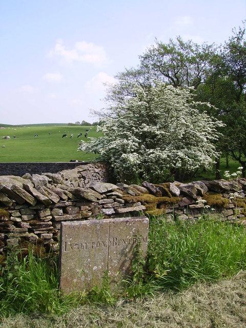 Milestone or Parish Boundary Stone