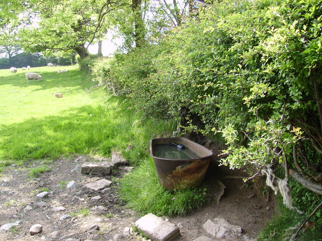 Water Trough Tatterthorn
