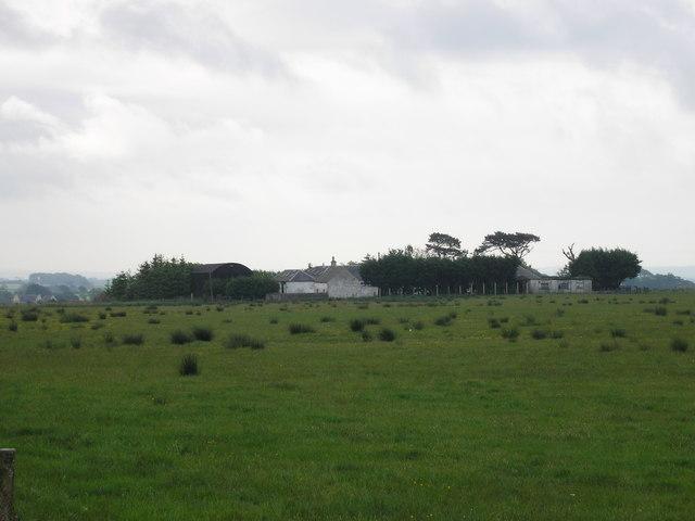 North Auchenharvie Farm