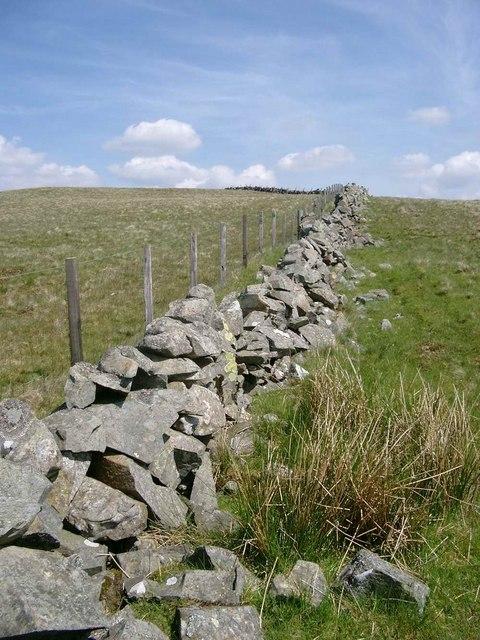 Wall on Knochwhirn