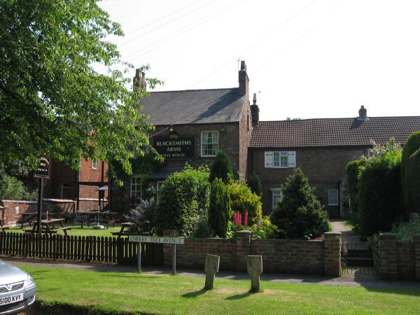 Blacksmiths Arms at Newton-on-Ouse