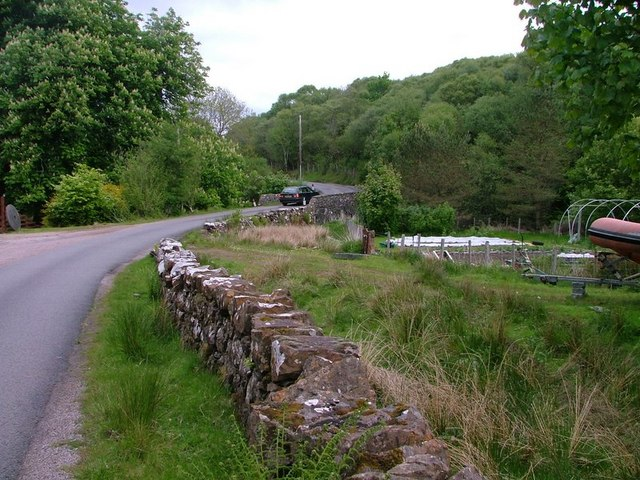Bridge Over the Allt Dun Auladh