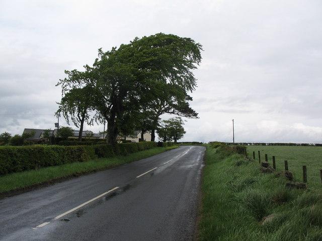 Approaching Kayshill