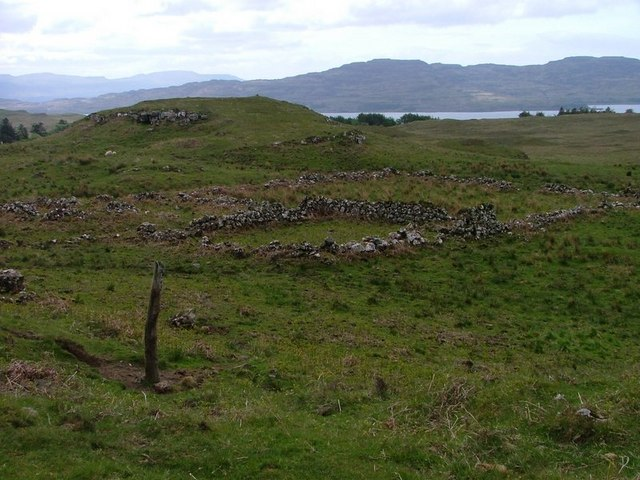 Ruined Sheep Pens