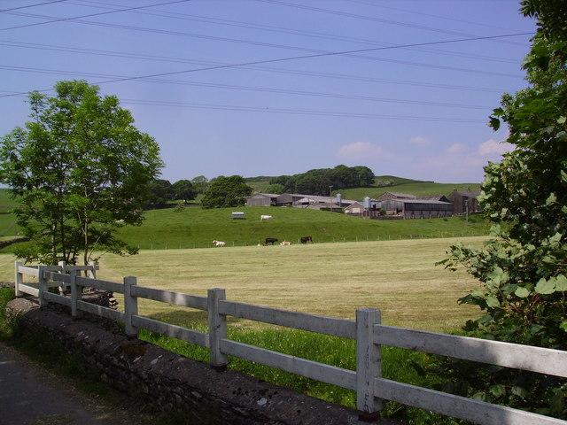 Kit Crag Farm