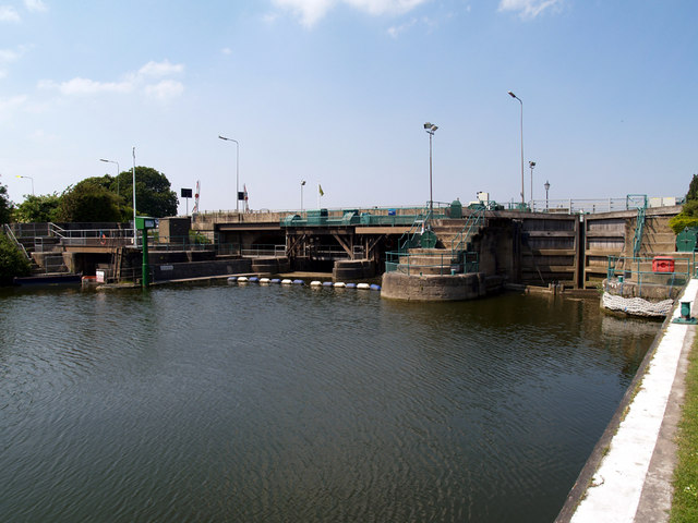 South Ferriby Lock