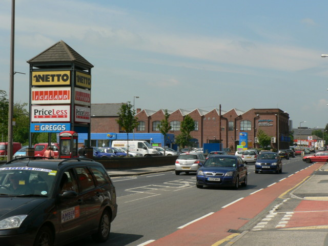 Kirkstall Road, Leeds