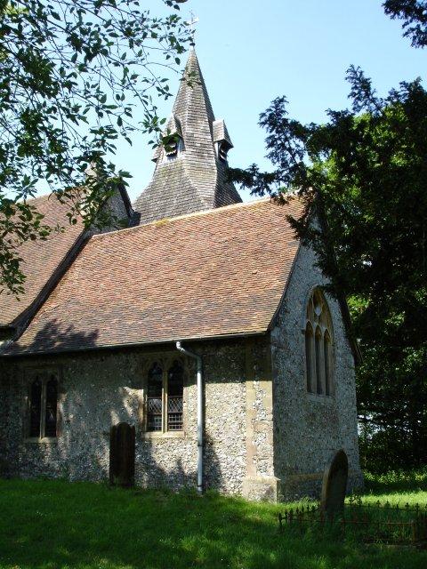 Church of St Margaret, Wychling