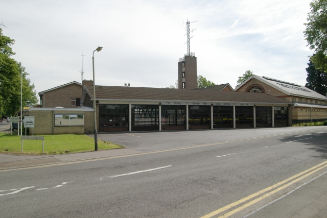 Cheltenham Fire Station
