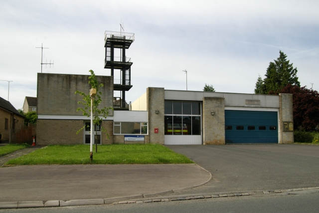 Northleach Fire Station