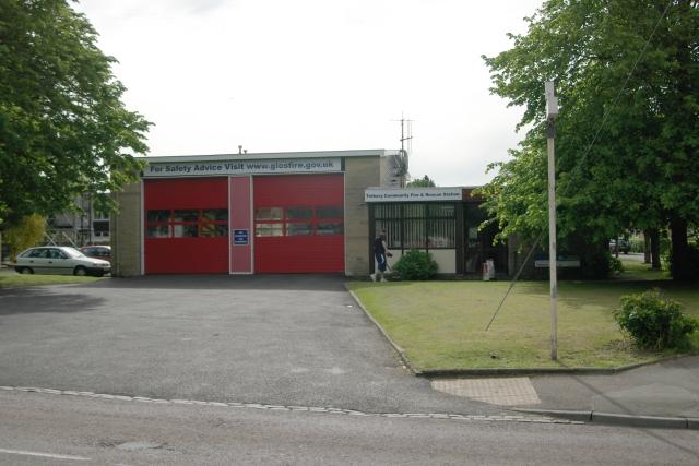 Tetbury Fire Station