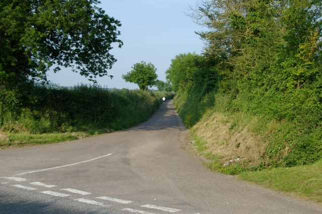 Jogger, Stony Lane, Woodbury