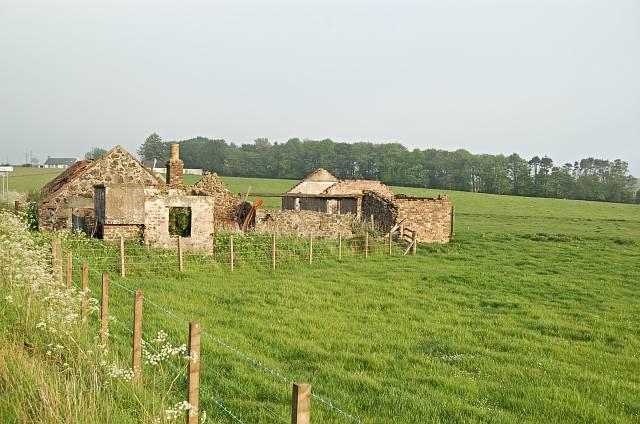 Old ruins, Crossgates