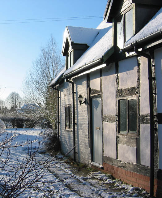 Cottage, Pinsley Green
