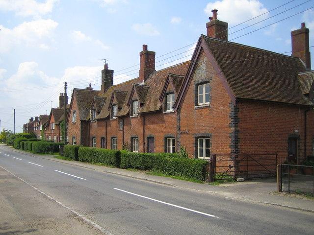 Upper Winchendon: Dukes Row