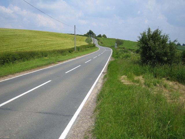 Upper Winchendon: Main Road