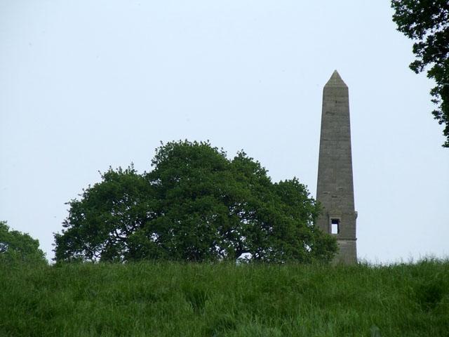 Monument at Hollyhurst