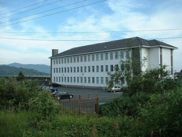 The Gwynedd Area Tax Office