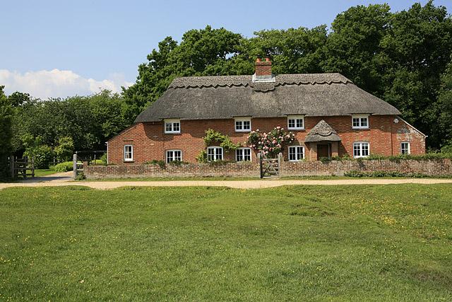 The Thatched Cottage, North Weirs, Brockenhurst