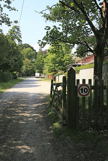 Broadlands Road, Brockenhurst