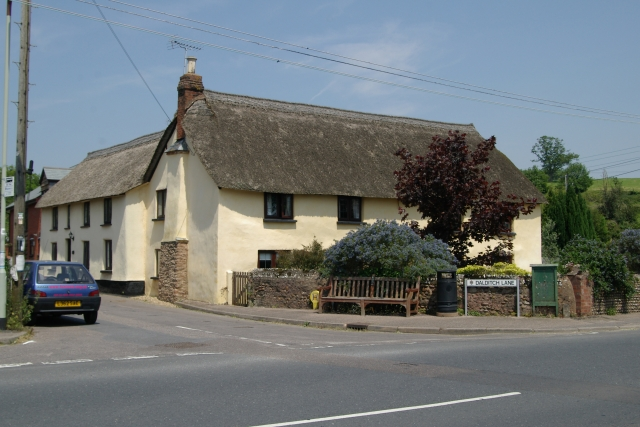 Thatched Cottage, Dalditch Lane, Knowle