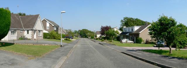 Lon Tudur, Llangefni, Anglesey.