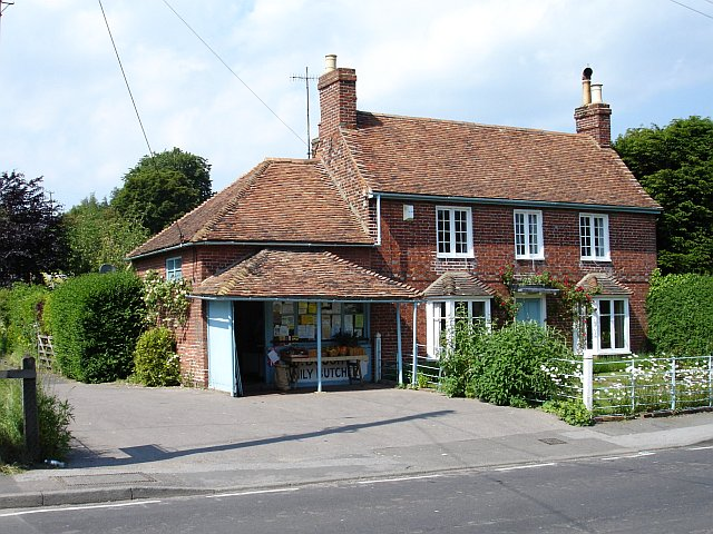 Doughty's butcher shop, Doddington