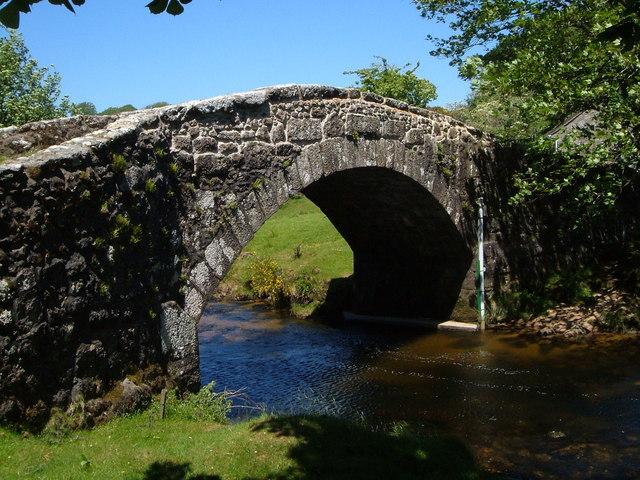 Prince Hall Bridge, West Dart